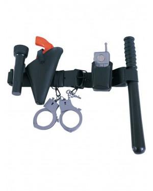 Child Police Officer Belt Kit