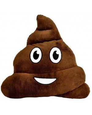 "18"" Emoji Poop Pillow"