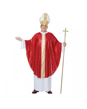 The Pope Adult Plus Size Costume