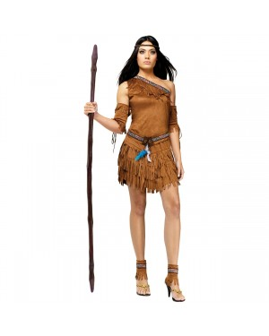 Pow Wow Womens Costume
