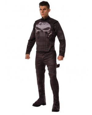 Punisher Deluxe Costume