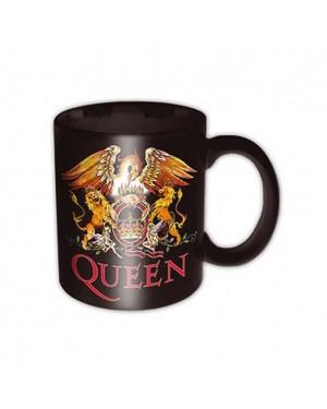 Queen Crest Coffee Mug