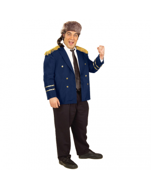 Ralph Kramden Raccoon Lodge Member The Honeymooners Adult Costume