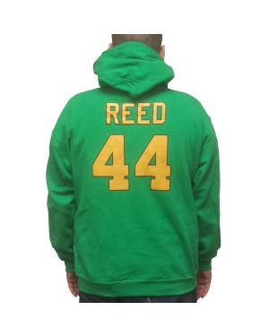 Fulton Reed #44 Ducks Jersey Hoodie