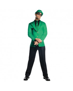 The Riddler Green Suit Adult Costume