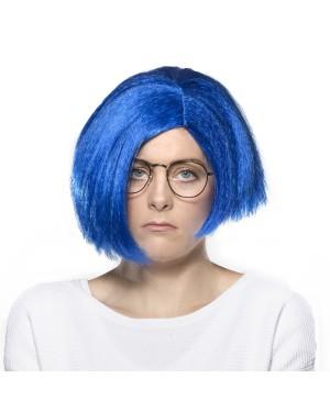 Sad Wig - Blue