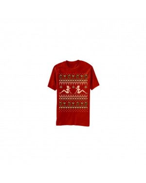 Sexy Girls Ugly Christmas Sweater T-Shirt