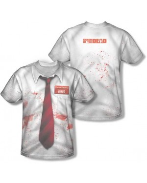 Shaun of the Dead Foree Electric T-Shirt Costume