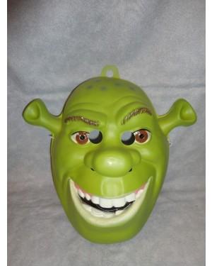 Shrek Adult PVC Mask
