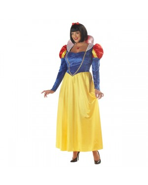 Snow White Womens Plus Size Costume