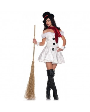 Frosty The Snowman Womens Costume