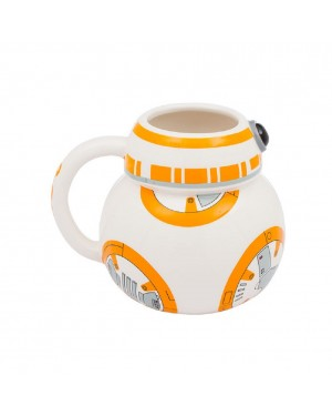 Star Wars: The Force Awakens BB-8 18 oz Ceramic Sculpted Mug