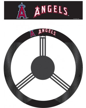 Los Angeles Angels Steering Wheel Cover