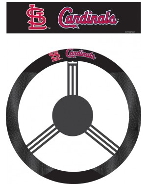 St. Louis Cardinals Steering Wheel Cover