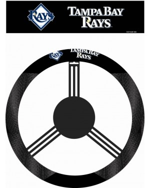 Tampa Bay Rays Steering Wheel Cover