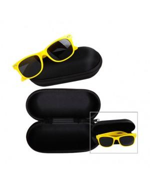 Black Nylon Sunglasses Case