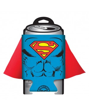 Superman Caped Can Cooler