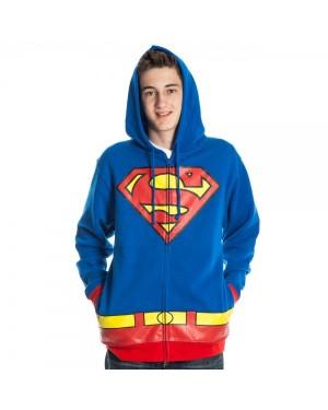 Superman Hoodie Costume