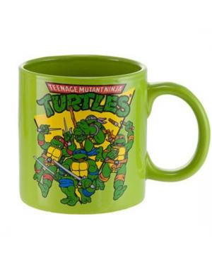 Teenage Mutant Ninja Turtles Jumbo Coffee Mug