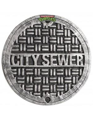 "Teenage Mutant Ninja Turtles 12"" City Sewer Cover Shield"