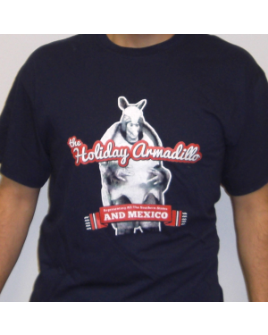 Holiday Armadillo T-Shirt