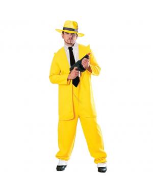 Yellow Zoot Suit Adult Costume