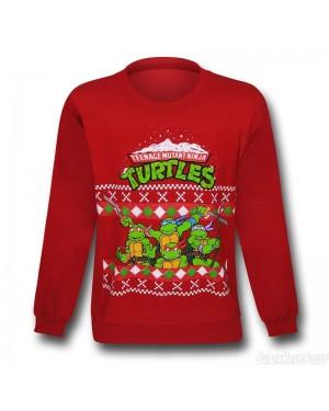 Teenage Mutant Ninja Turtles Ugly Christmas Sweater