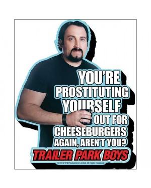 Trailer Park Boys Julian Funky Chunky Magnet
