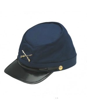 Civil War Union Army Blue Cap