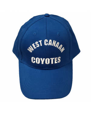 West Canaan Coyotes Hat