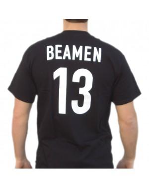 Steamin' Willie Beamen #13 Sharks Jersey T-Shirt