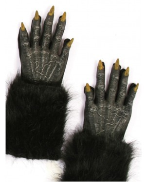 Werewolf Gloves - Black