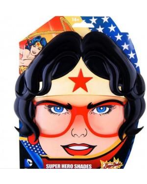 Wonder Woman Hair Sun-Staches