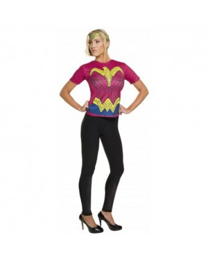 Wonder Woman Costume Top and Headpiece
