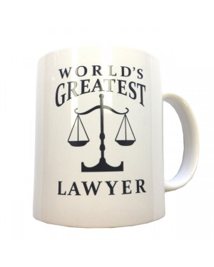 Saul's World's Greatest Lawyer Coffee Mug