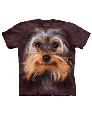 Yorkshire Terrier Face T-Shirt