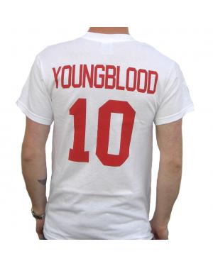 Dean Youngblood #10 Mustangs Jersey T-Shirt