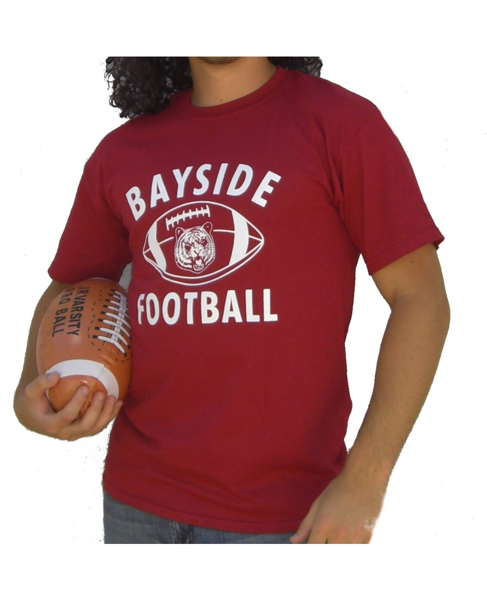a4f86905c1df More Views. A.C. Slater  6 Bayside Football Jersey T-Shirt