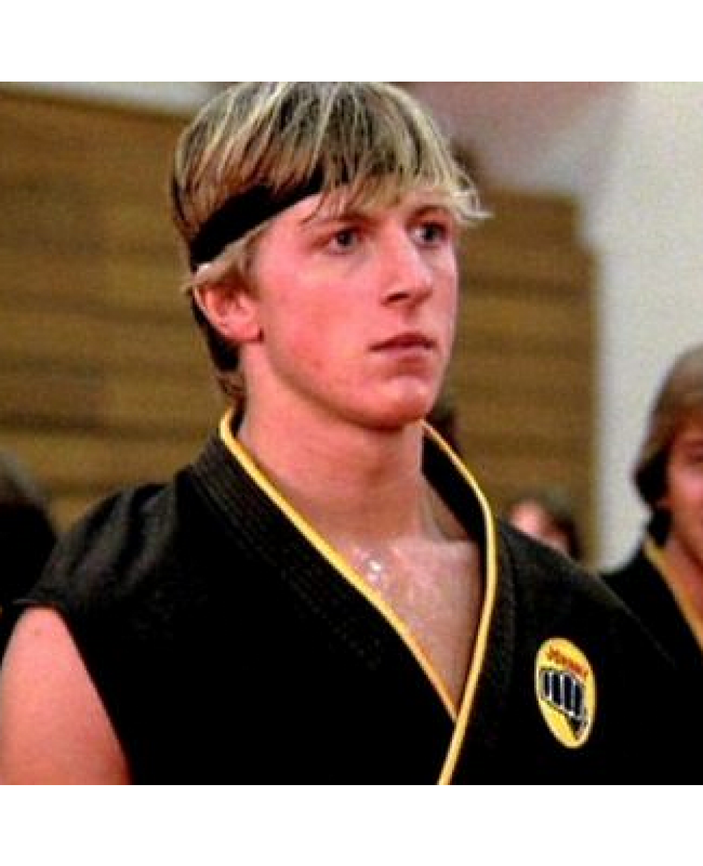 Cobra Kai Karate Kid Headband