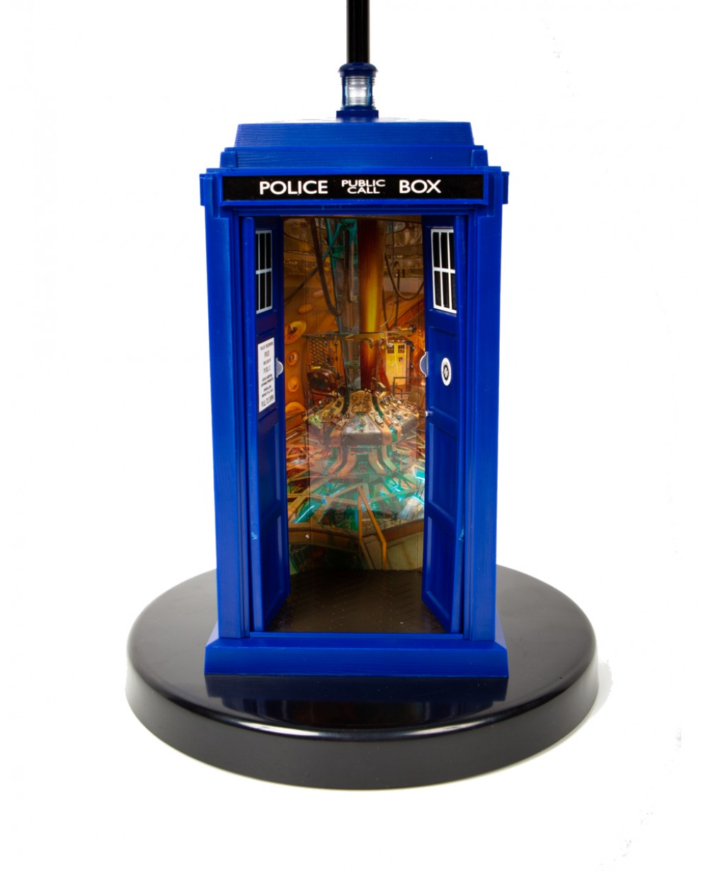Doctor who tardis table lamp more views doctor who tardis table lamp mozeypictures Gallery