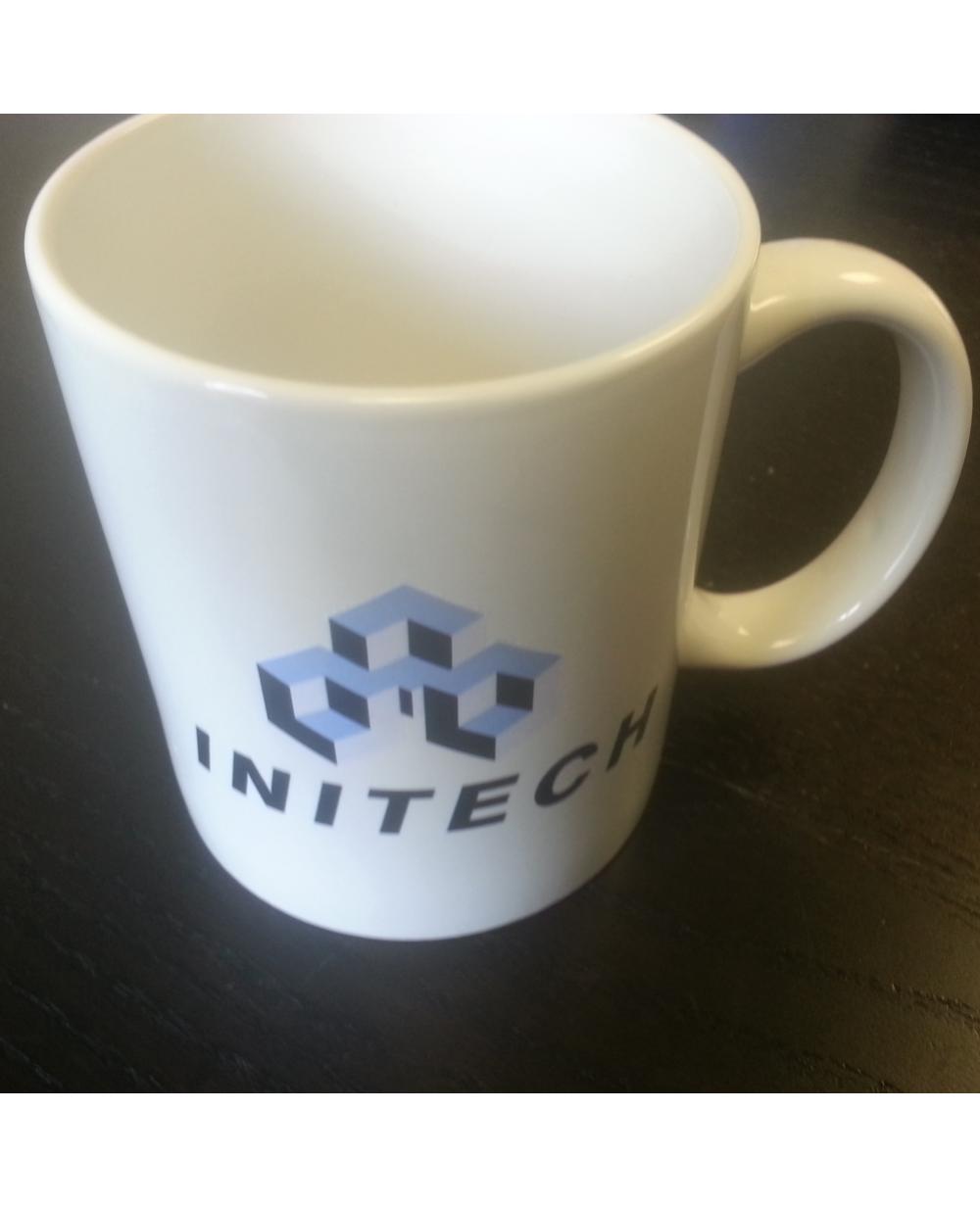 Bill Lumberghs Initech Coffee Mug
