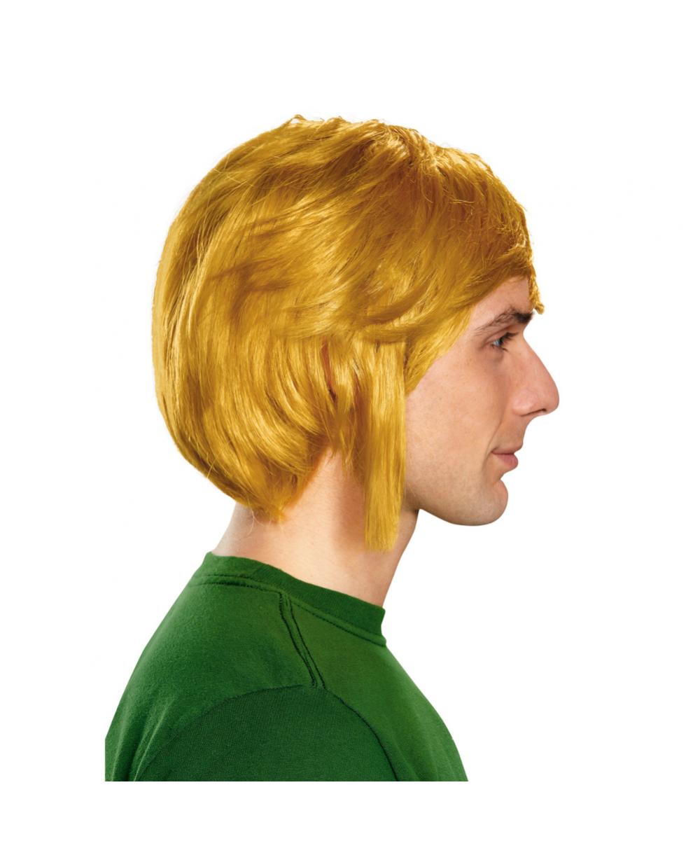 Zelda Link Wig 100