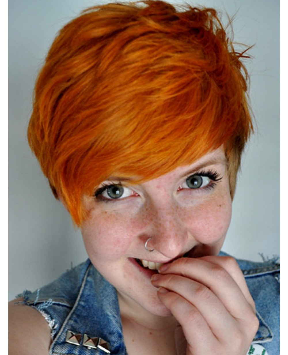 Making the leap from red to orangehelp forums haircrazy of - Tiger lily hair salon ...