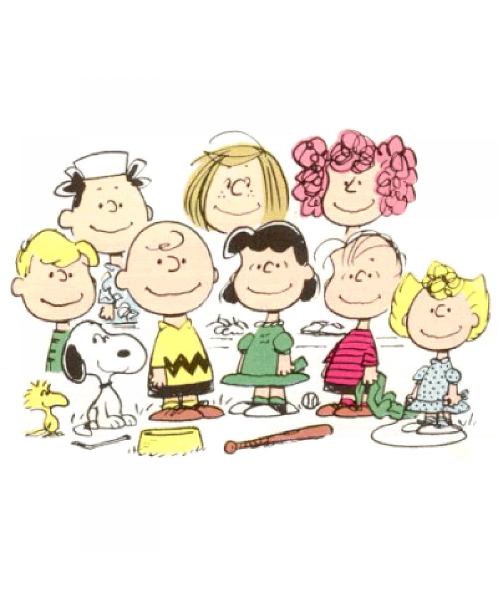 Charlie brown peanuts costume