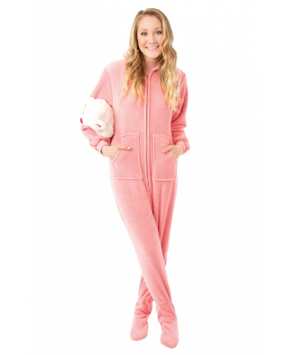 Conveniently shop for Footed Pajamas by size. We carry a wide range of sizes for adults, kids, babies and pets. No matter what size you are, we have the best footie pajamas to fit any body style.