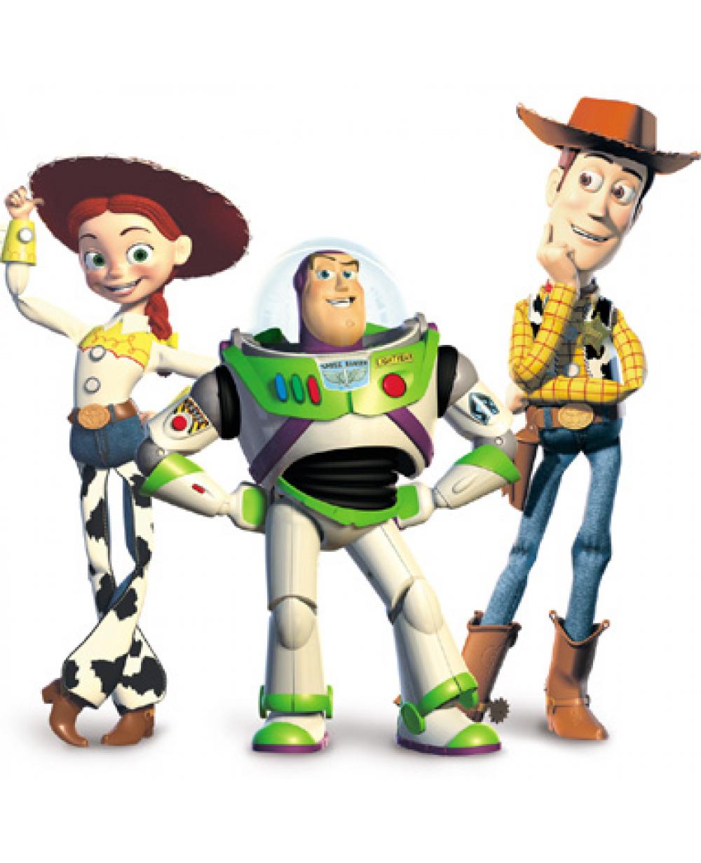 World Of Buzz: Jessie Toy Story Costume