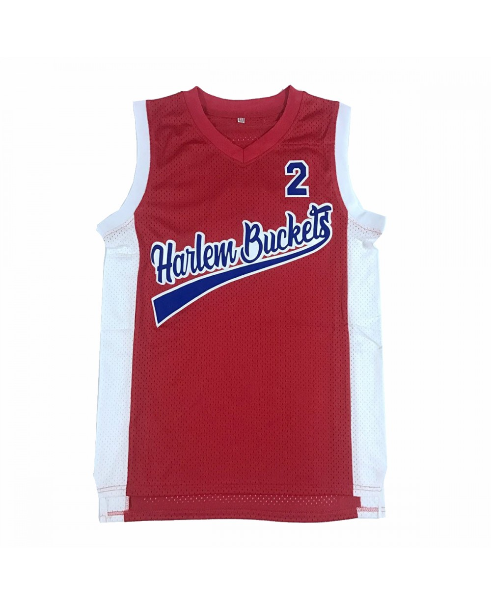 timeless design bf262 dcf87 Uncle Drew #2 Harlem Buckets Basketball Jersey