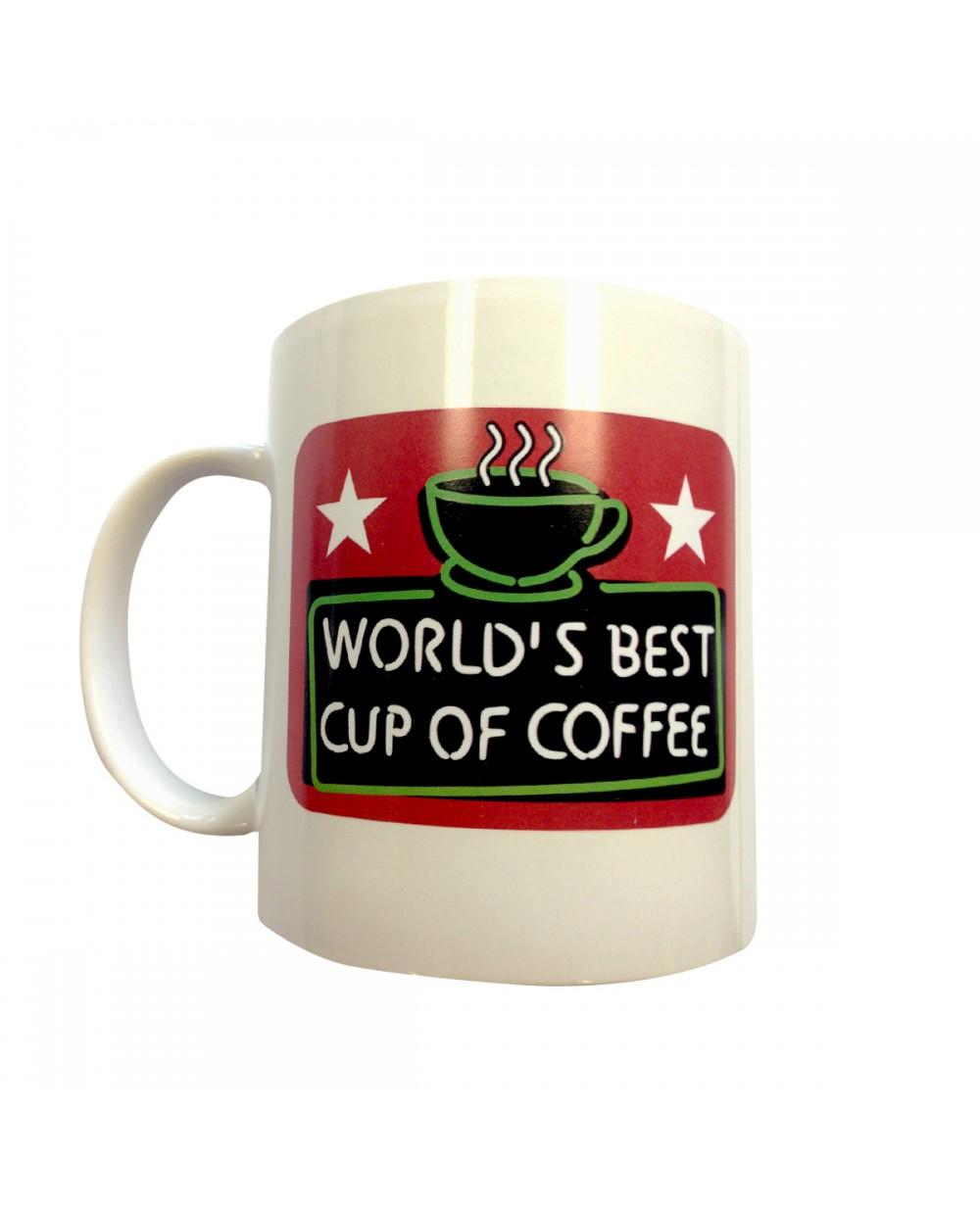 World 39 S Best Cup Of Coffee Mug