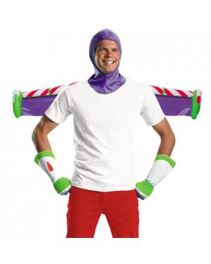 Buzz Lightyear Toy Story Adult Costume Kit