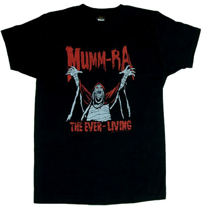 Mumm-ra The Ever-Living ThunderCats T-Shirt New